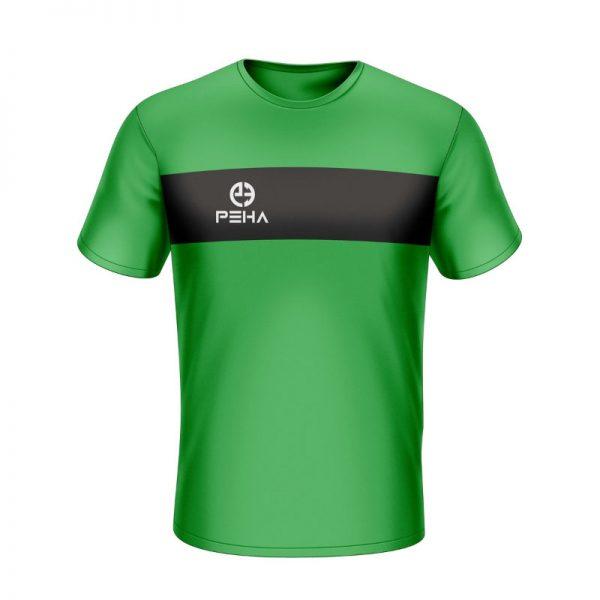 Koszulka sportowa PEHA Ferraro zielona