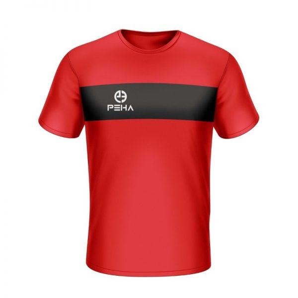 Koszulka sportowa PEHA Ferraro czerwona