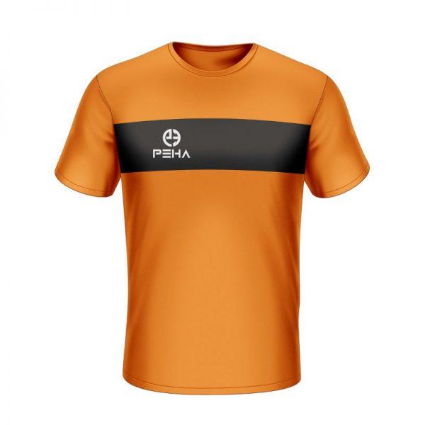 Koszulka sportowa PEHA Ferraro pomarańczowa