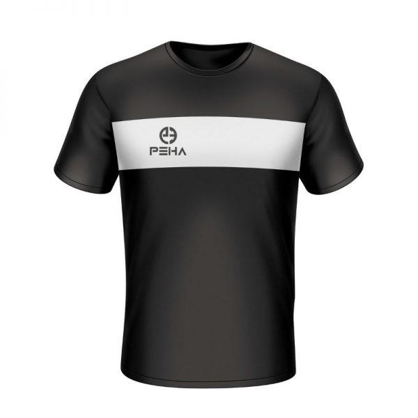 Koszulka sportowa PEHA Ferraro czarna