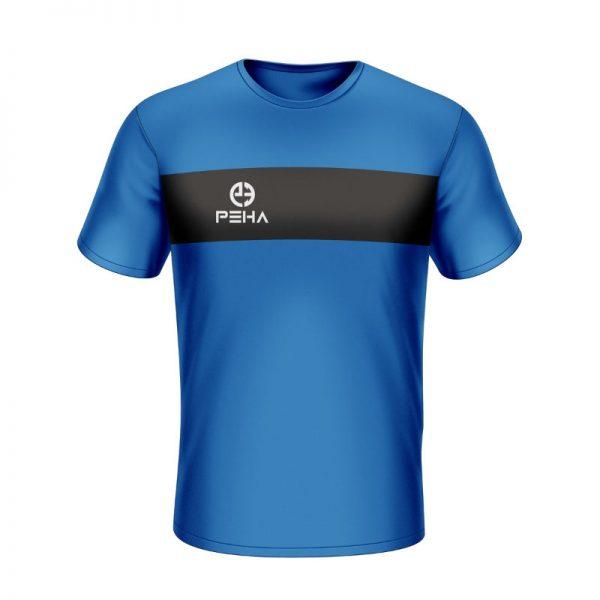 Koszulka sportowa PEHA Ferraro niebieska