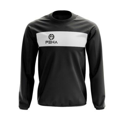 Bluza dresowa PEHA Ferraro czarna