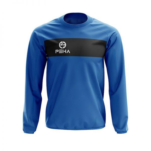 Bluza dresowa PEHA Ferraro niebieska