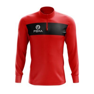 Top treningowy PEHA Ferraro czerwony