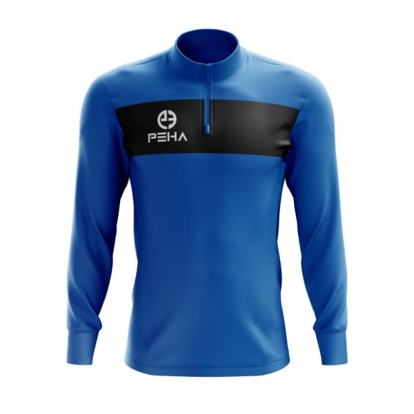Top treningowy PEHA Ferraro niebieski