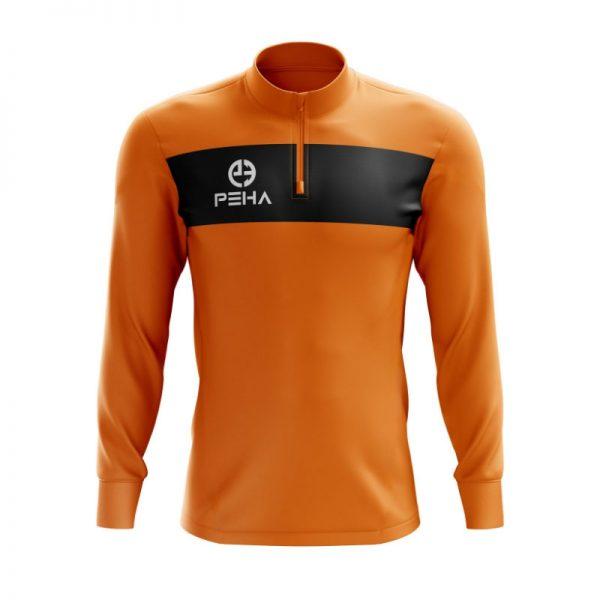Top treningowy PEHA Ferraro pomarańczowy