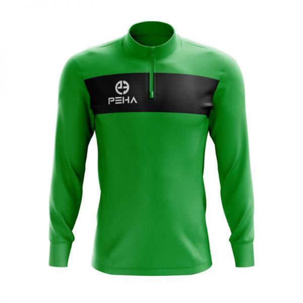Top treningowy PEHA Ferraro zielony