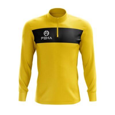 Top treningowy PEHA Ferraro żółty
