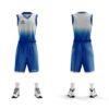 Strój koszykarski PEHA Boston biało-niebieski