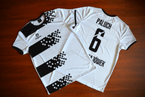 Koszulki sportowe z nadrukiem sublimacyjnym