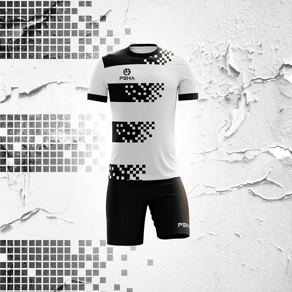 Zestawy piłkarskie, koszulki piłkarskie z nadrukiem, spodenki piłkarskie