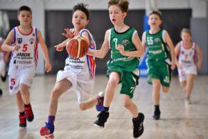 Stroje koszykarskie dla dzieci marki sportowej PEHA