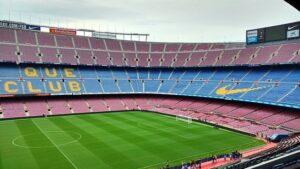 Stadion piłkarski FC Barcelony - Camp Noe