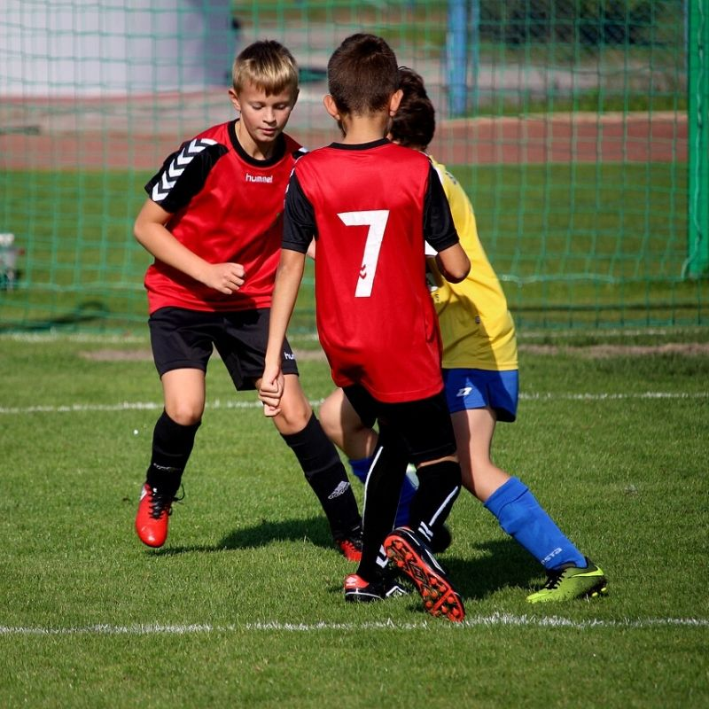 Szkółka piłkarska dla dziecka, trening piłkarski dla dzieci