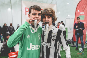 Turnieje piłkarskie dla dzieci Profbud Cup Beniaminek Krosno