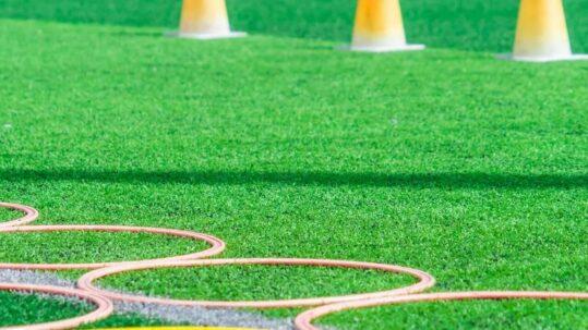 Rozgrzewka piłkarska
