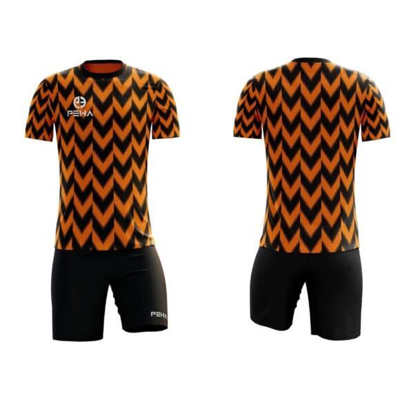 Stroje Vigo pomarańczowo-czarny