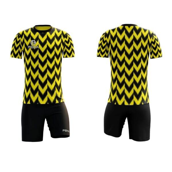 Stroje Vigo żółto-czarny