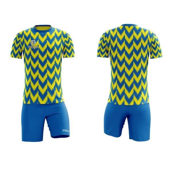Stroje Vigo żółto-niebieski