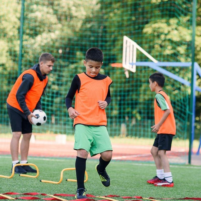 Co zabrać na obóz piłkarski?