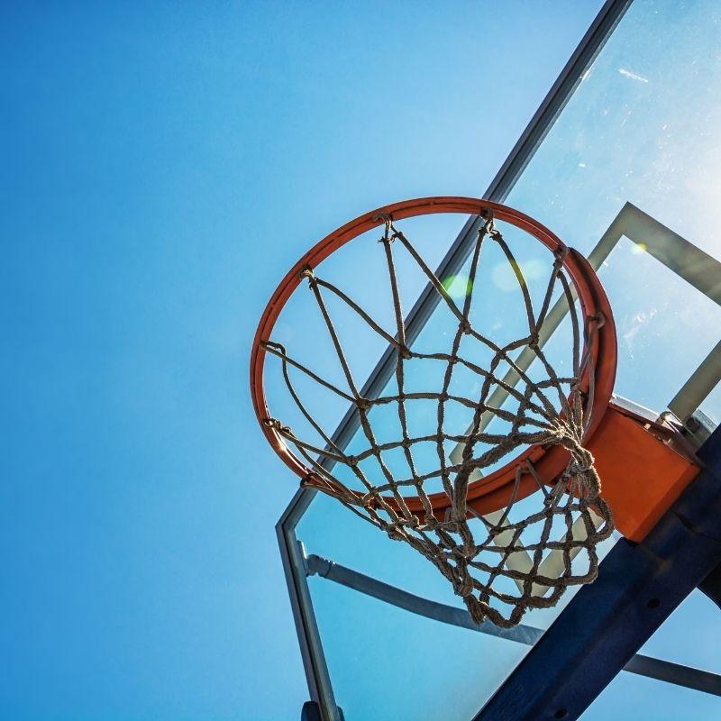 Wysokość kosza NBA