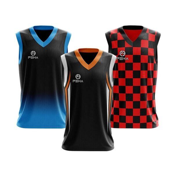 Koszulki sportowe koszykarskie z nadrukiem na zamówienie