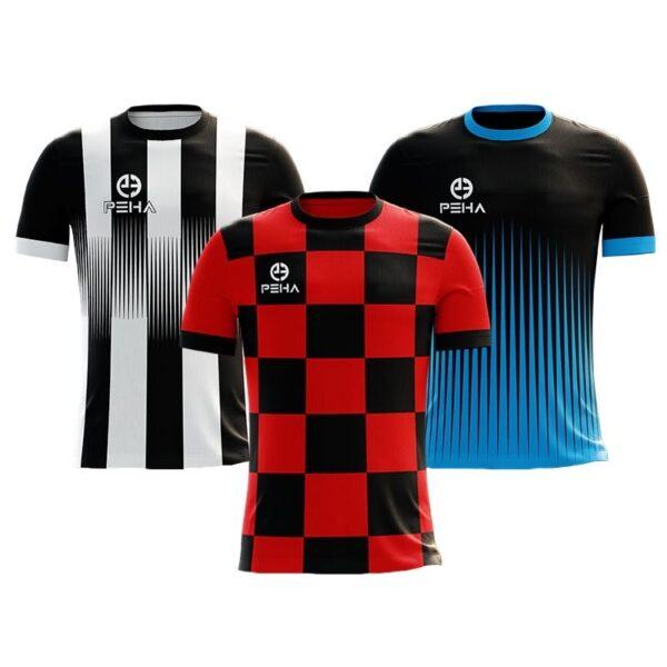 Koszulki sportowe piłkarskie z nadrukiem na zamówienie