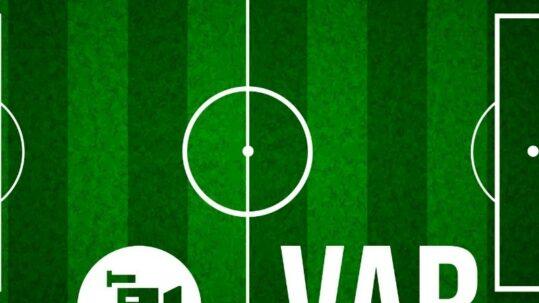 System VAR w piłce nożnej