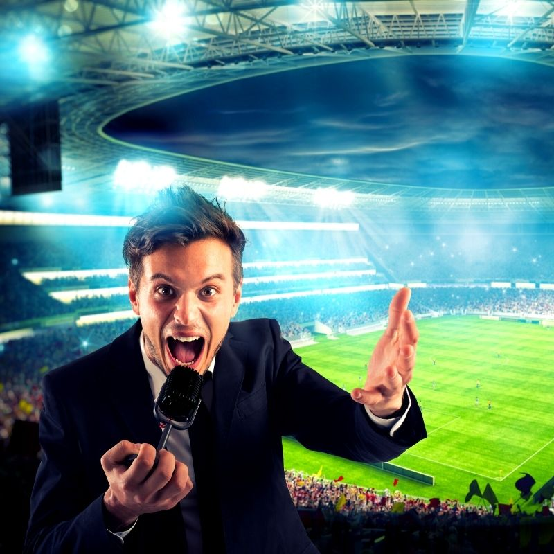 Komentatorzy piłki nożnej