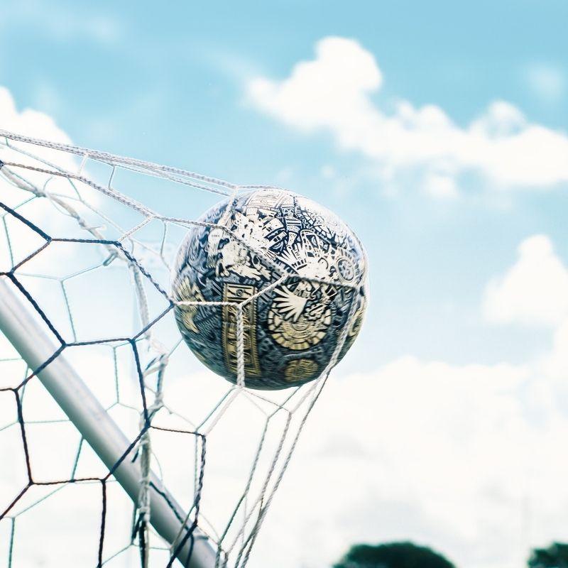 Złoty gol - bramka